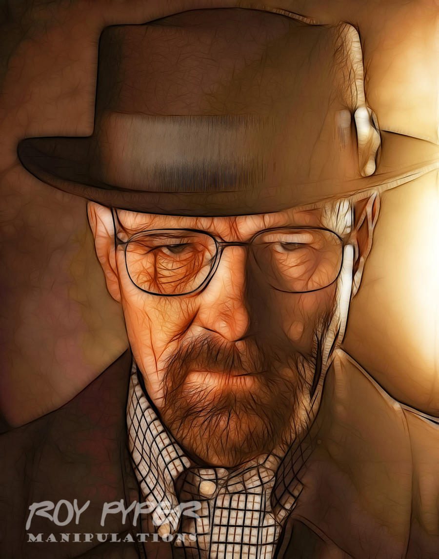 Breaking Bad: Walter: Fractalius (Ver. 2) Re-Edit by nerdboy69