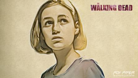 The Walking Dead: Sophia: Desktop Re-Edit by nerdboy69