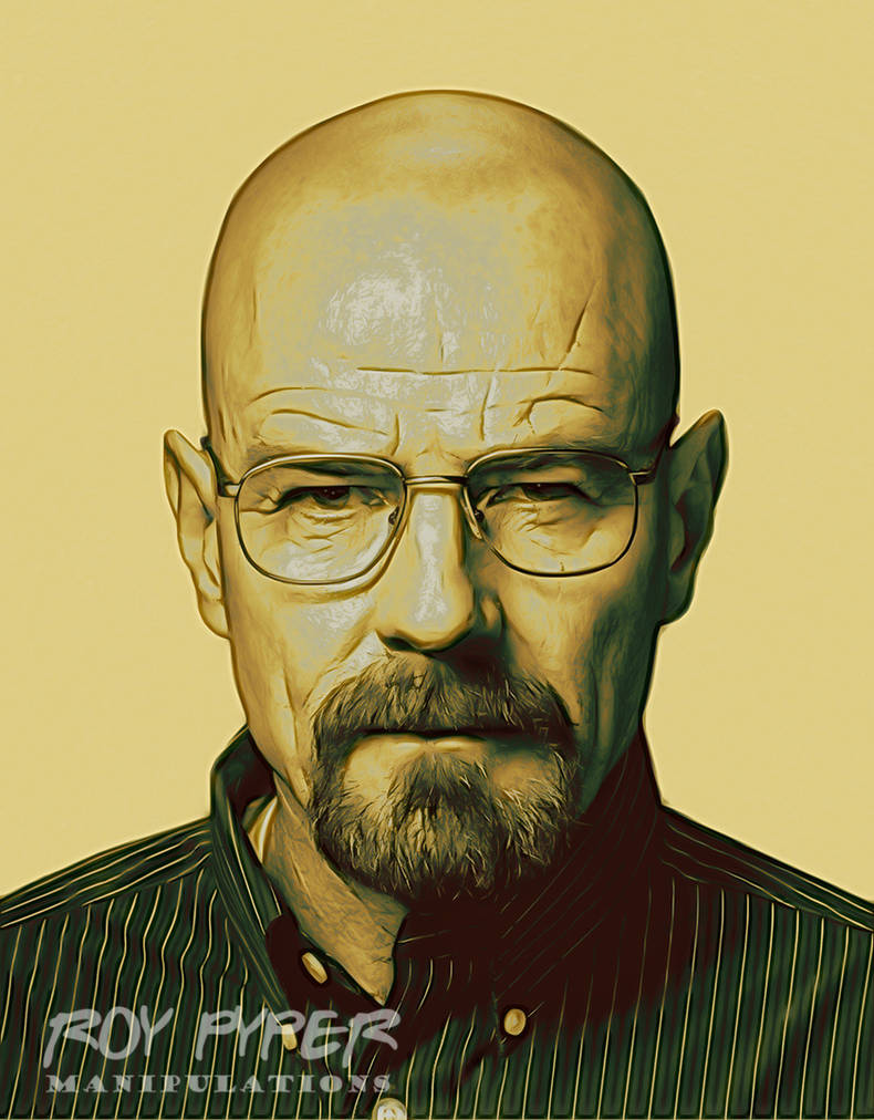 Breaking Bad: Walter: Crayon Re-Edit