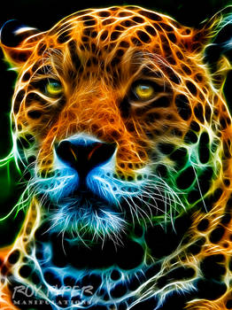 Areas the Jaguar: Fractalius Re-Edit