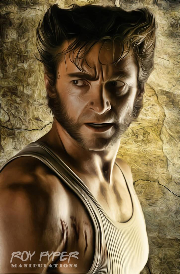 The Wolverine: Anisotropic Filter Re-Edit by nerdboy69