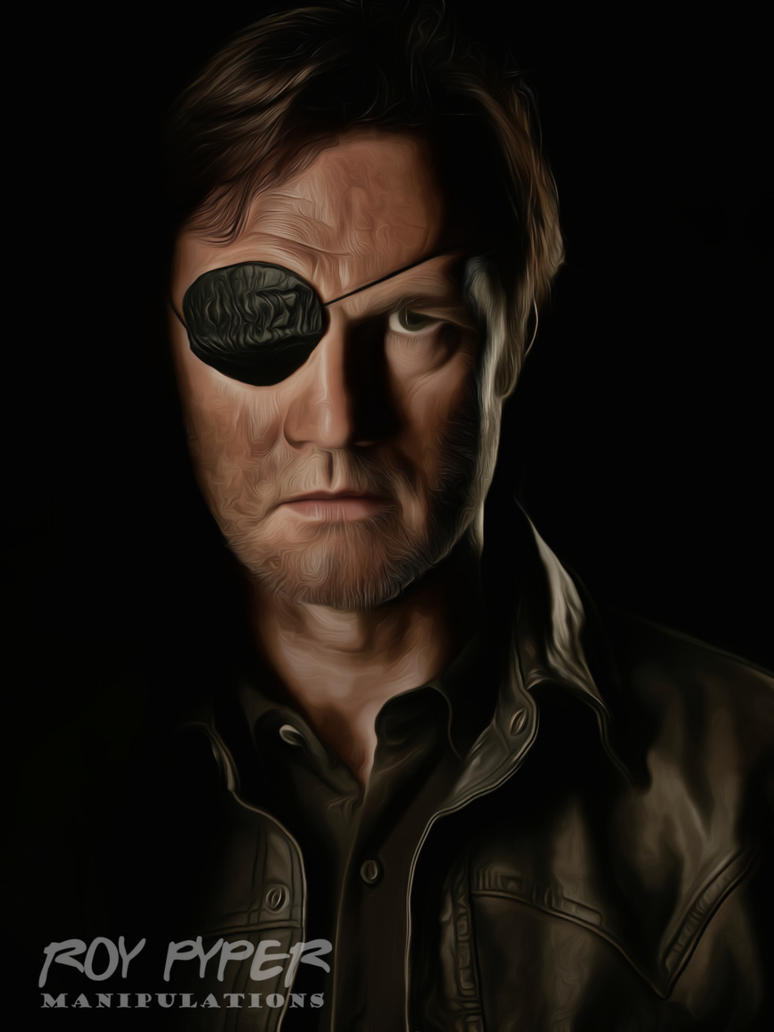 The Walking Dead: Governor: Anisotropic (Ver.3) by nerdboy69