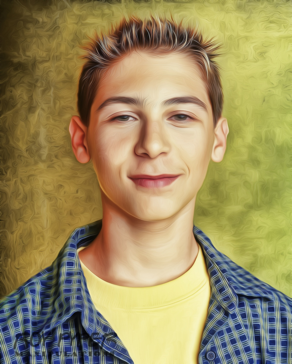 Dewey Malcolm In The Middle 2014 29638 | INFOBIT