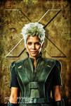 X-Men Days of Future Past: Storm: BuzSim Edit