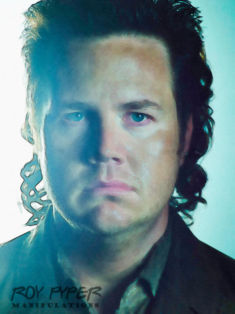 TWD: Dr. Eugene Porter: Watercolour Edit by nerdboy69