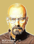 Breaking Bad: Walter White: Fractalius Edit by nerdboy69