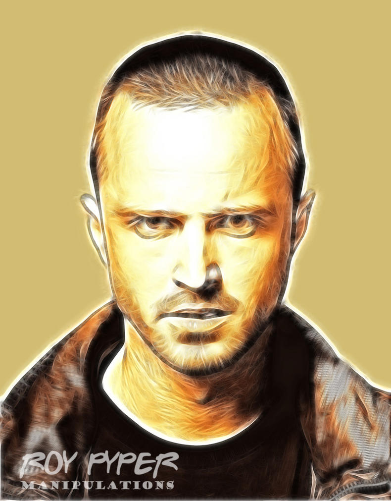 Breaking Bad: Jesse Pinkman: Fractalius Edit by nerdboy69