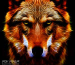 Wolf: Fractalius Re-Edit (Ver.6) by nerdboy69