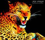 Leopard: Fractalius Re-Edit (Ver.4) by nerdboy69