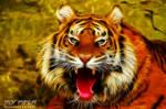 Tiger: Fractalius Re-Edit by nerdboy69