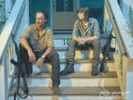 TWD: Rick and Carl: Oil Paint Edit