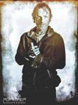 TWD: Rick Grimes: HDR Grunge Edit