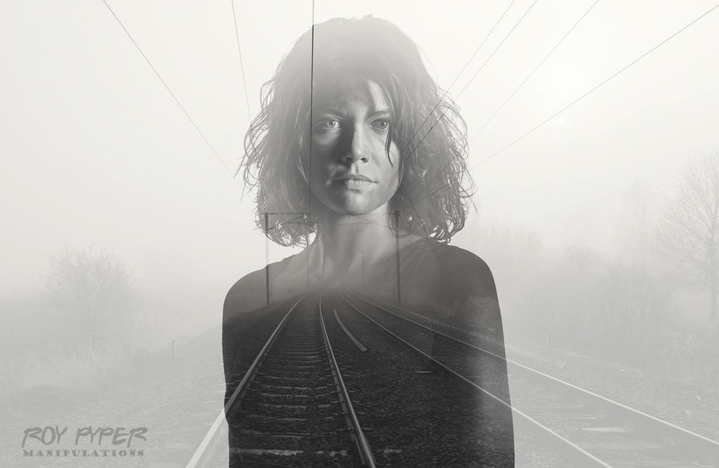 TWD: Maggie Greene: Foggy Tracks: Double Exposure