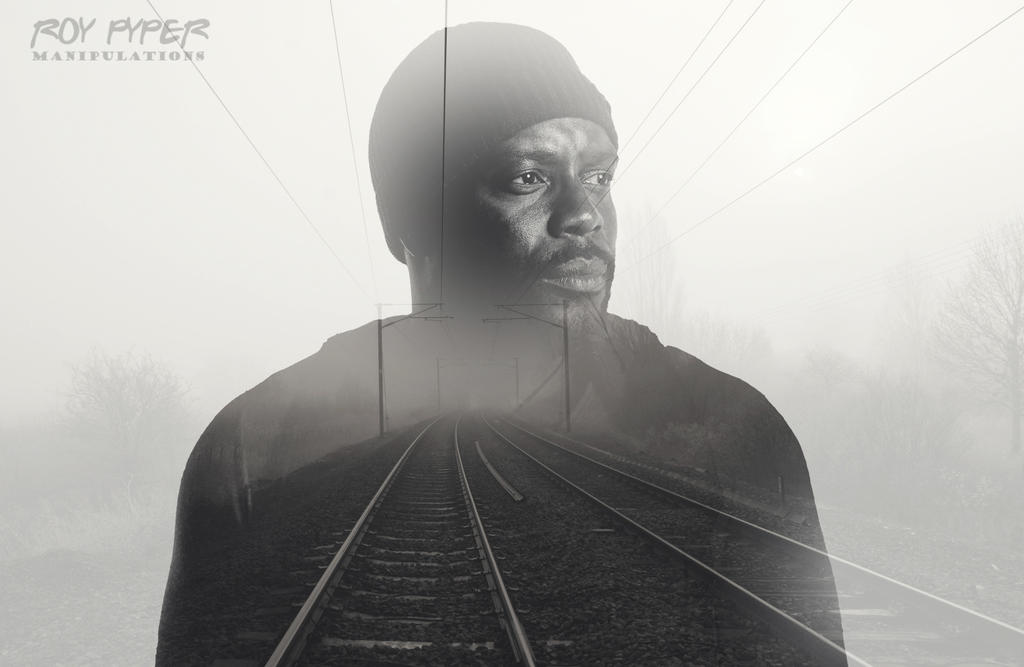 TWD: Tyreese: Foggy Tracks: Double Exposure