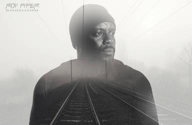 TWD: Tyreese: Foggy Tracks: Double Exposure