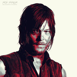 TWD: Daryl Dixon: Graphic Novel Edit by nerdboy69