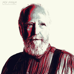 TWD: Hershel Greene: Graphic Novel Edit by nerdboy69