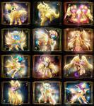 My Little Pony - The Divine Zodiac Age