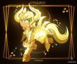 Taurus Applejack - Goddess Cloth Rebirth