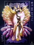 Fleur - Goddess of  Life, Sleep and Dreams