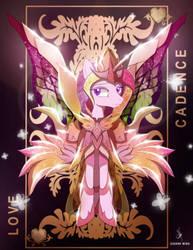 Cadence - Goddess of Love by ZidaneMina