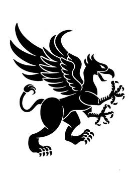 Simbolo Judicial del Grifo