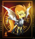 Spitfire, Goddess Warrior of Dubhe Alpha