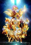 The Zodiac Order - The Atlanteans by ZidaneMina