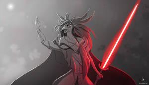 True Aesterophe Sith Mistress