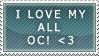 OC stamp.