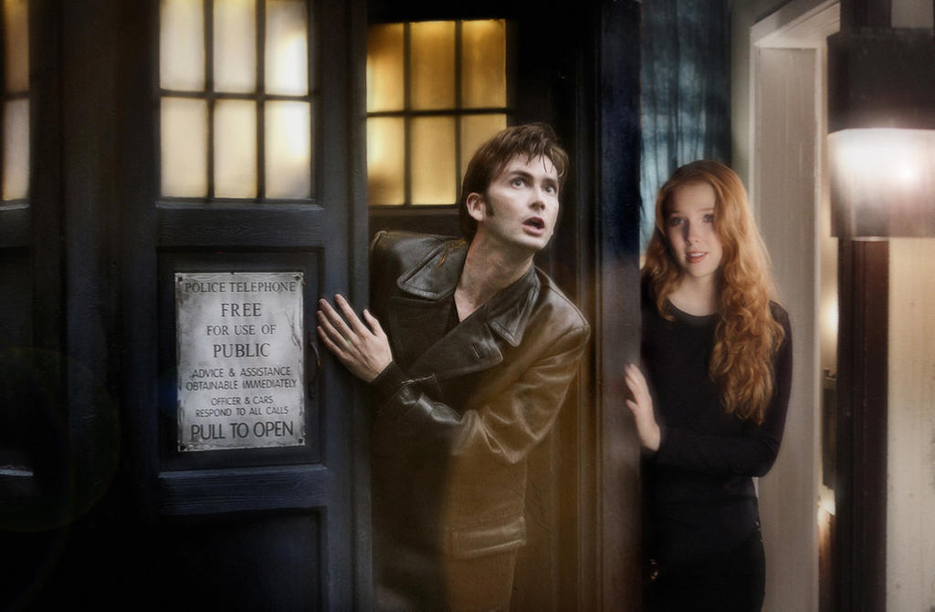 Wandering stars. // Doctor Who ff. by Alice91