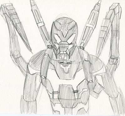 yellow jacket coloring page - yellow jacket mcu sketch by christhezfighter on deviantart