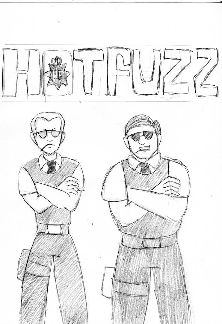 Hot Fuzz by christheZfighter