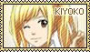 Stamp - Kiyoko by MarblePhantasm