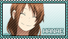 Stamp - Hanae by MarblePhantasm
