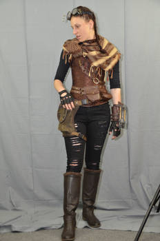 Post Apocalyptic Steampunk Preview