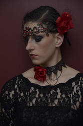 The Masque of the Red Death Preview by lucretia-stock