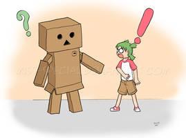 Yotsuba to Robot by whoatheresara