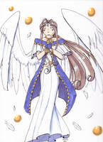 Belldandy by whoatheresara