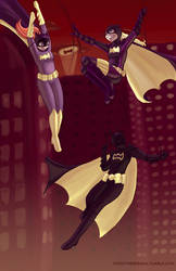 BATGIRLS by whoatheresara