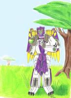 Tigerhawk for Blu by whoatheresara