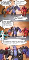 Transformers Photocomic by whoatheresara