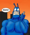 Blue Bug of Justice