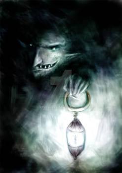 El duende de la linterna