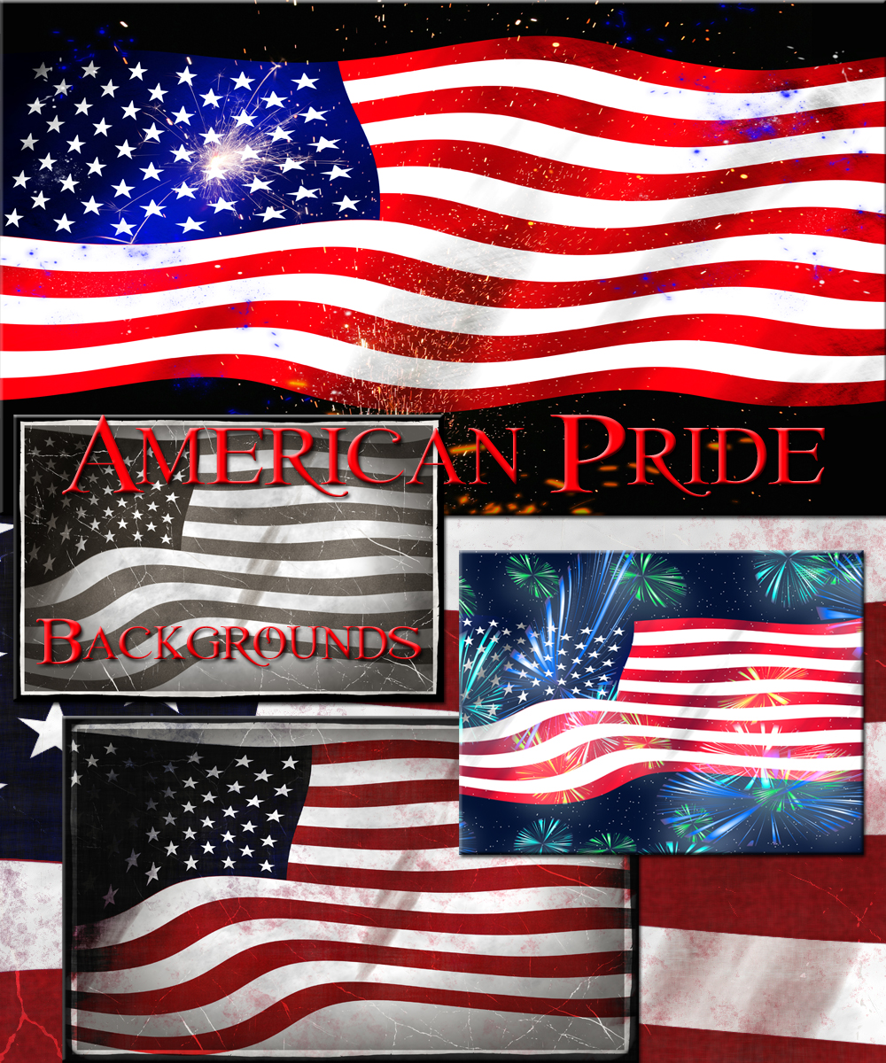 Free American Pride Backgrounds