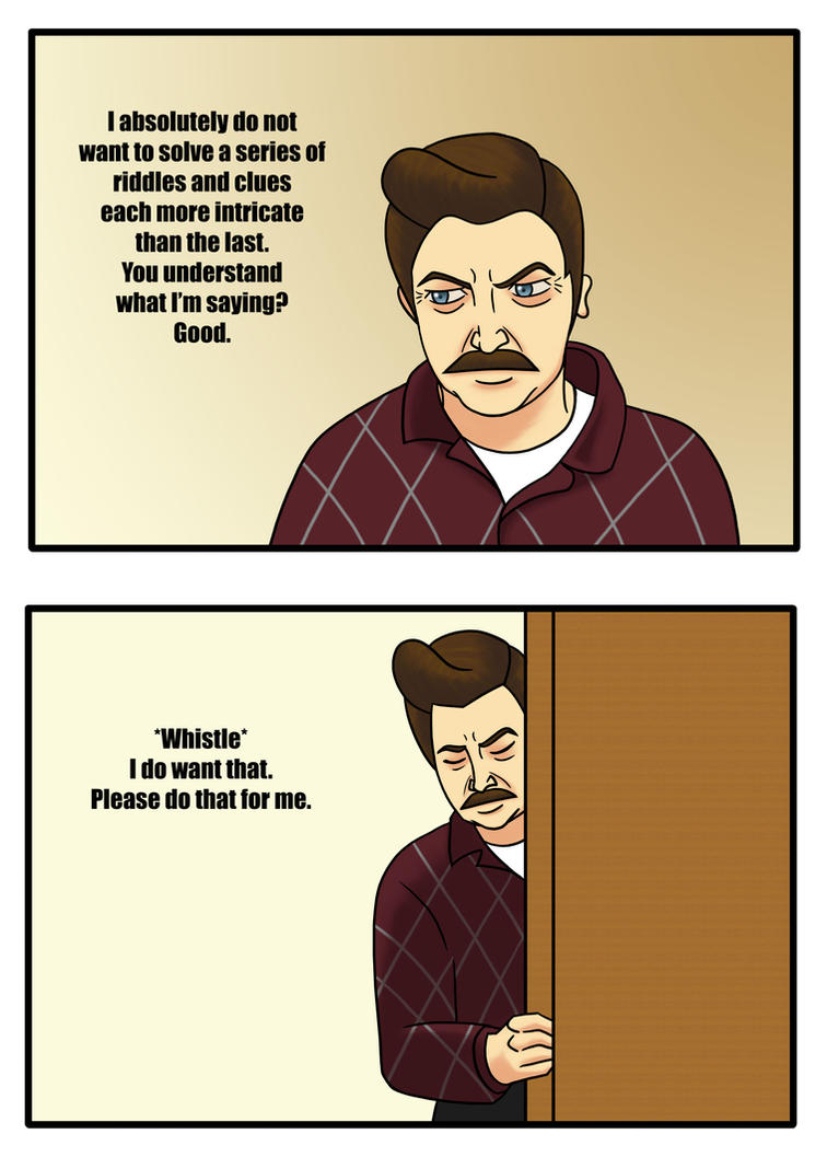 Image Result For Ron Swanson Birthday