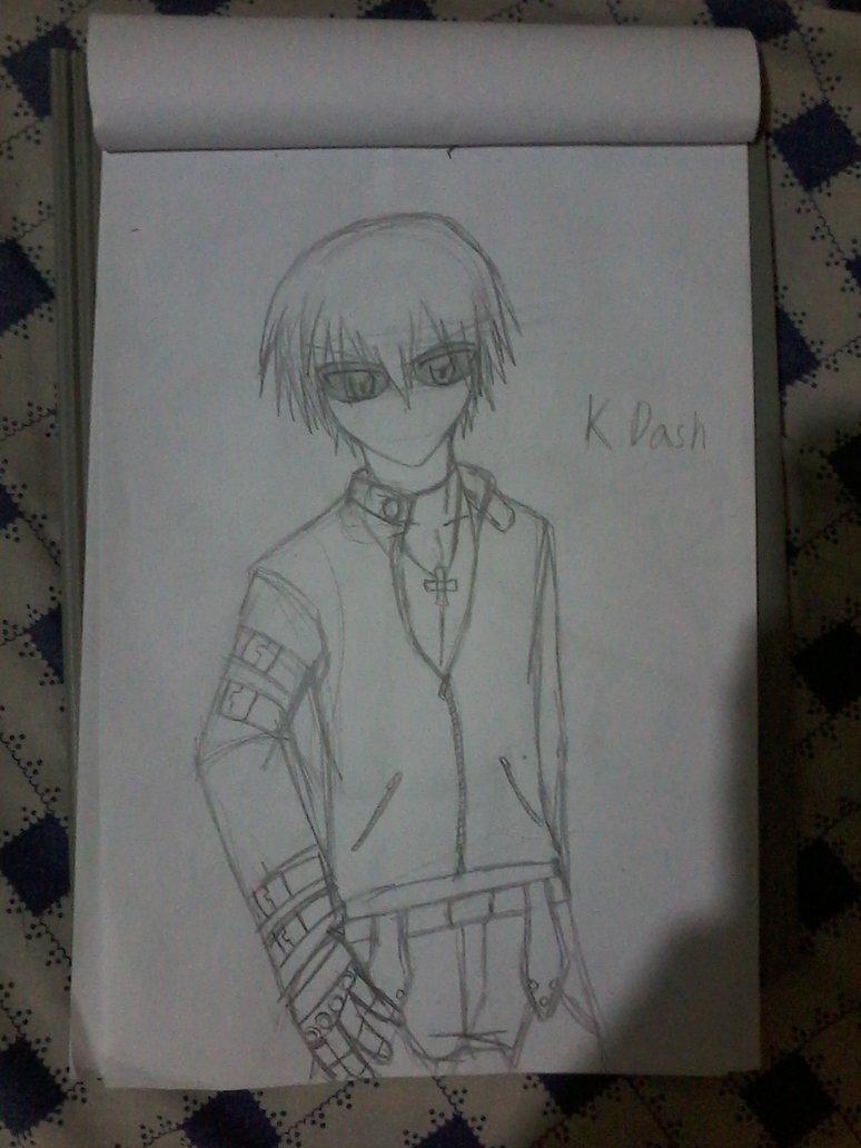 Kof K Dash by Von1996