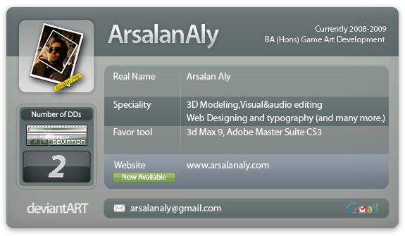 ArsalanAly's Profile Picture