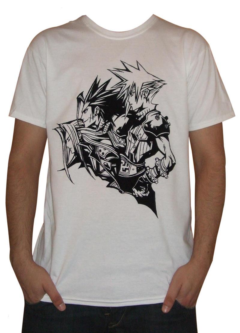 Final Fantasy 7 T-shirt 2
