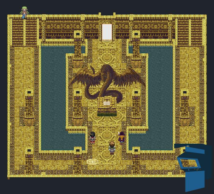 El Castello Altar by bluebooth
